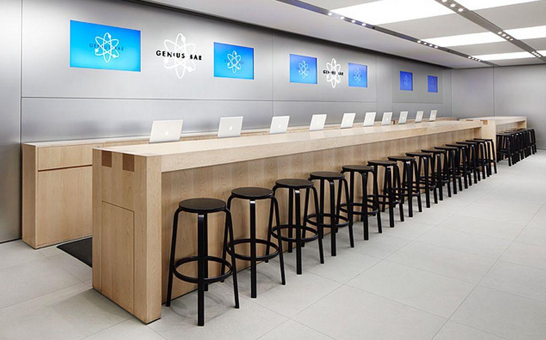 Come prenotare assistenza Genius Bar Apple