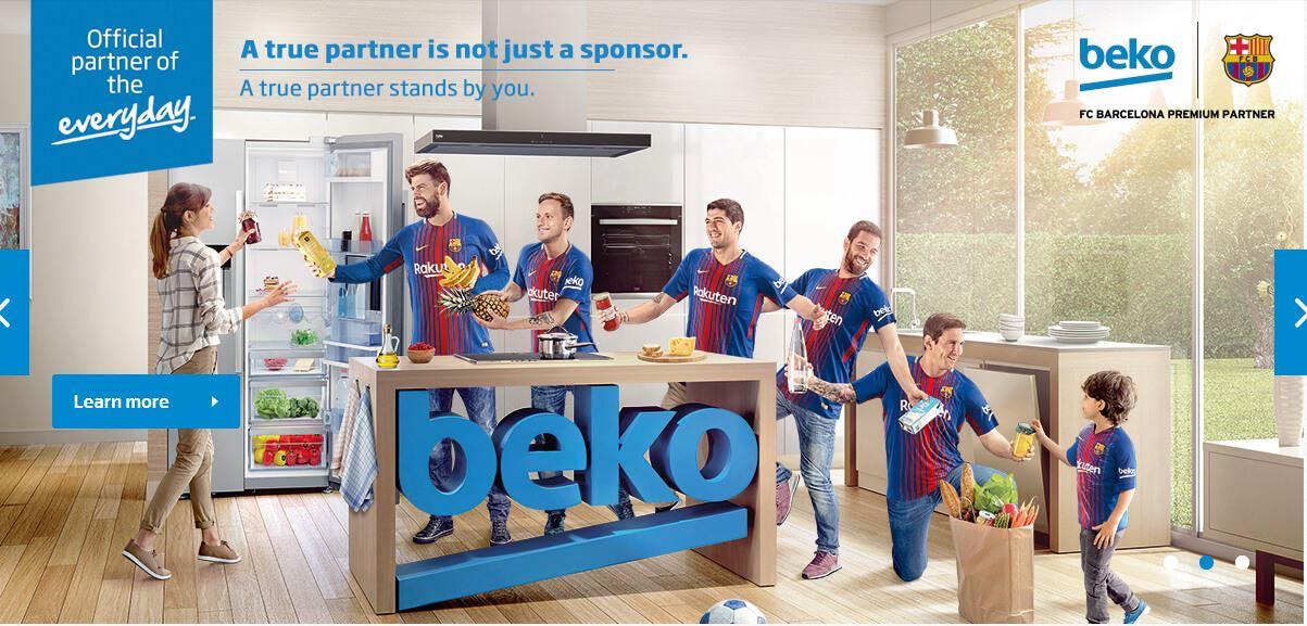 Servizio assistenza clienti Beko
