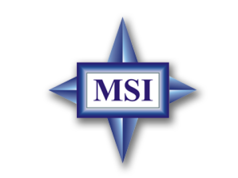 MSI – Micro Star International