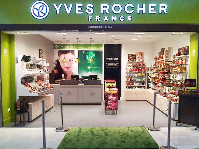 Servizio assistenza clienti Yves Rocher